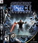 Star Wars: The Force Unleashed PS3 in Alamogordo, New Mexico