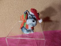 Schnauzer Ornament in Joliet, Illinois