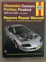 Haynes Repair Manual in Joliet, Illinois
