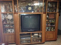 Entertainment Center/TV in Cleveland, Texas