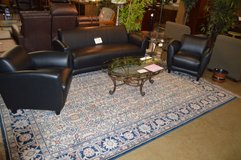 Like New Black Sofa & 2 Chairs in Fort Lewis, Washington