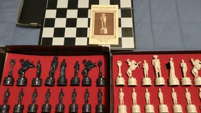 Napoleon Bonaparte (Emperor of the French) 1804-1814 (Collectors' Series Chess Set) in Moody AFB, Georgia