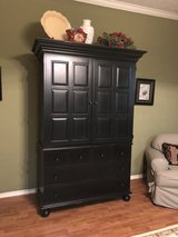 TV armoire/console in Spring, Texas