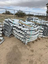 conduit sweeps in Yucca Valley, California
