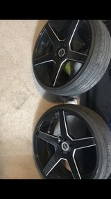 "4 set of 22""rims in Cherry Point, North Carolina"