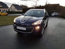 2011 Peugeot 4007 turbo diesel  4X4 4 wheels drive *new inspection in Spangdahlem, Germany