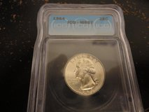1964p ms67 washington quarter lists for $1000.00 in Fort Campbell, Kentucky