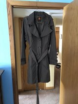 Ladies rain coat in DeKalb, Illinois