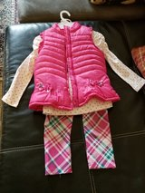 New Set 3 pièces little girl size 6 in Fort Polk, Louisiana