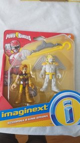 Imaginext power rangers new in New Lenox, Illinois