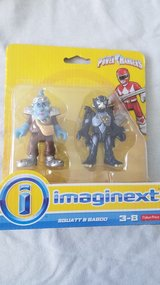 Imaginext power rangers new in box in New Lenox, Illinois