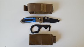 Marine Benchmade Knife with hook blade in Camp Lejeune, North Carolina