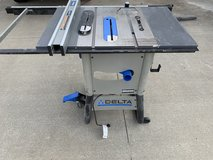 Delta Table Saw in Fort Campbell, Kentucky