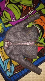 Toddler light jacket (leather like material) in Quantico, Virginia