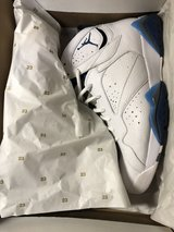 "Jordan Retro 7 ""French Blue"" in Okinawa, Japan"