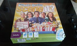 Scene it comedy movies game in Lakenheath, UK