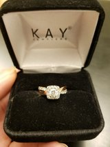 14k Rose Gold 3/4 carat Diamond Engagement Ring in Norfolk, Virginia