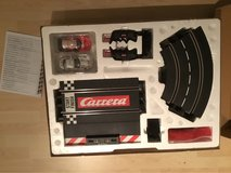 Carreras Evolution slot car set in Stuttgart, GE