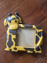 Giraffe Picture Frame in Lockport, Illinois