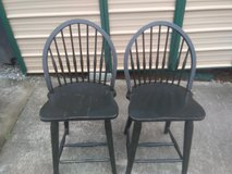 2 bar stools in Fort Campbell, Kentucky