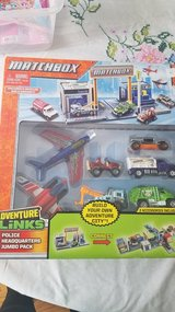 Matchbox police headquarters jumbo pack new in New Lenox, Illinois