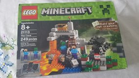 Lego minecraft the cave new in Plainfield, Illinois