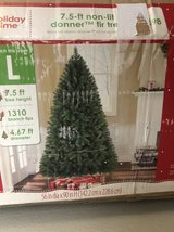 7.5 ft Christmas Tree in Camp Pendleton, California