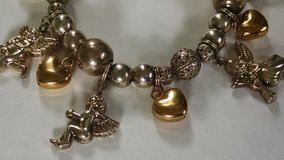 Avon Hearts and Angels Charm Bracelet in Lawton, Oklahoma
