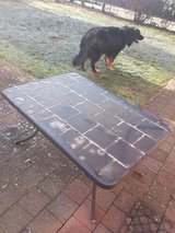 lawn, patio coffee table in Ramstein, Germany