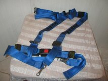 racing harness (2) in Ramstein, Germany