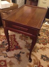 Vintage Ethan Allen Georgian Court Tea Table 11-8204 in Camp Lejeune, North Carolina