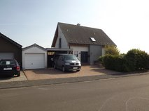 stand alone geothermal house in Spangdahlem, Germany