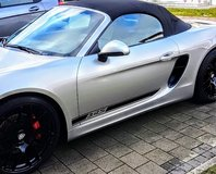 2013 Porsche Boxster S (981S) convertible in Ramstein, Germany