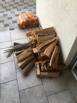 BBQ smoking wood in Ramstein, Germany