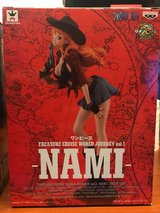Banpresto One Piece Treasure World Journey - Nami in Okinawa, Japan