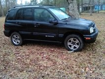 2003 CHEVY TRACKER in Cleveland, Texas