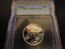 1963 pr64 cameo quarter in Fort Campbell, Kentucky