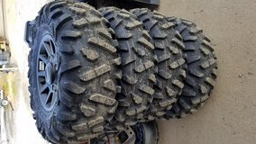 30 Big Horn Tire Wheel Kit 4/156 in Fort Polk, Louisiana