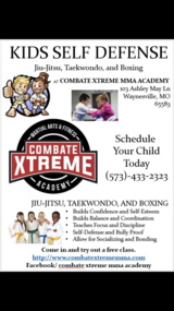 Come in for a free session- Combate Xtreme MMA in Fort Leonard Wood, Missouri