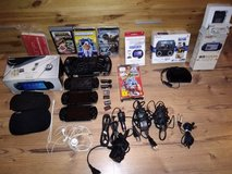 psp3x psgo1x and gear and games withTEMP CWF. in Spangdahlem, Germany