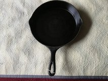 Cast iron skillet in 29 Palms, California