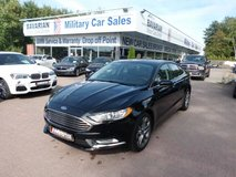 2017 Ford Fusion SE AWD in Ramstein, Germany