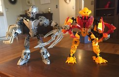 Composite Bionicle Figures in Yorkville, Illinois