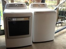 Washer and Gas Dryer in Cleveland, Texas