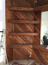 Cedar Planks and Trim in The Woodlands, Texas