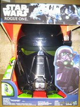 BNIB STAR WARS LOT!  Lightsabers, Helmet Voice Changer, and MicroMachines in Ramstein, Germany