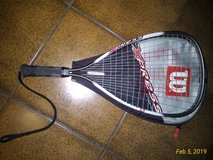 Wilson and Head Racquetball Racquets in Ramstein, Germany