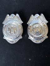 AAA School Patrolman Metal Badge in Warner Robins, Georgia