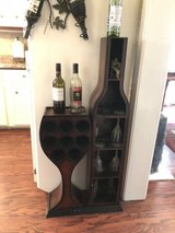 glasses and wine storage in Cleveland, Texas