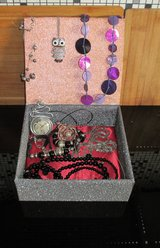I MADE IT! - Jewelry Coffee Box in Ramstein, Germany